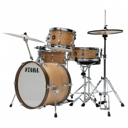 Tama LJL48H4-SBO Club Jam 4-Piece Drum Kit complete with Hardware and Throne (open box clearance display model) Product Image 7