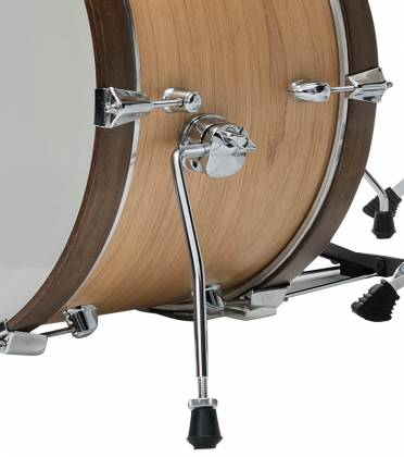 Tama LJL48H4-SBO Club Jam 4-Piece Drum Kit complete with Hardware and Throne (open box clearance display model) Product Image 8