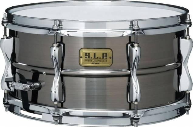 "Tama LST1365 S.L.P. Sonic Steel 6.5"" x 13"" Snare Drum (discontinued clearance) Product Image 2"