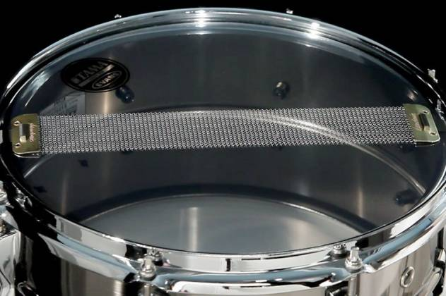"Tama LST1365 S.L.P. Sonic Steel 6.5"" x 13"" Snare Drum (discontinued clearance) Product Image 7"