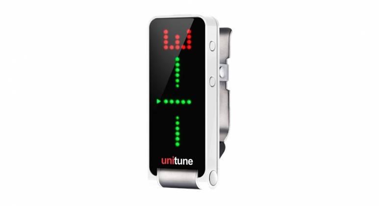 TC Electronic UNITUNE CLIP Clip-on Chromatic Guitar Tuner uni-tune-clip Product Image 2