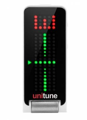 TC Electronic UNITUNE CLIP Clip-on Chromatic Guitar Tuner uni-tune-clip Product Image 3