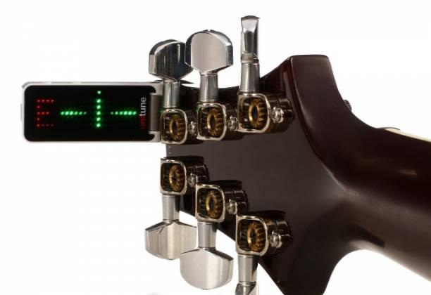 TC Electronic UNITUNE CLIP Clip-on Chromatic Guitar Tuner uni-tune-clip Product Image 5
