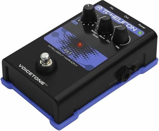TC Helicon VOICETONE H1 Intelligent Harmony Pedal voice-tone-h-1 Product Image