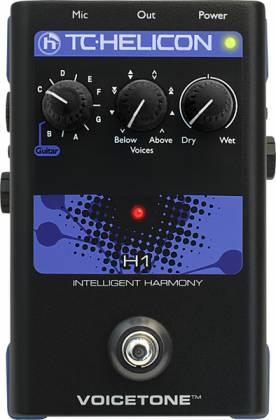 TC Helicon VOICETONE H1 Intelligent Harmony Pedal voice-tone-h-1 Product Image 2