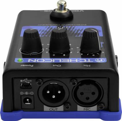 TC Helicon VOICETONE H1 Intelligent Harmony Pedal voice-tone-h-1 Product Image 3
