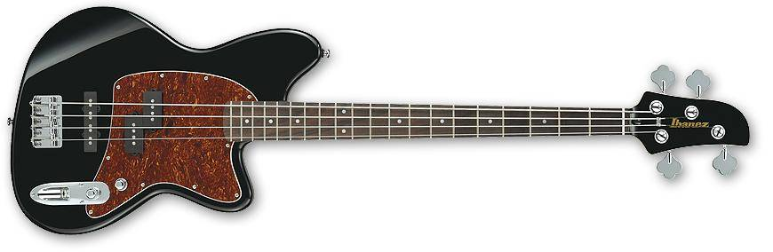 Ibanez TMB100-BK-d Talman 4 String Bass in Black (discontinued clearance)  (Prior Year Model) Product Image 2