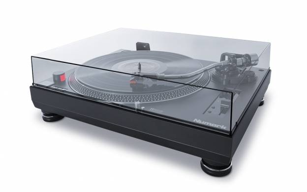 Numark TT250-USB Professional Direct Drive Turntable with USB Connection Product Image 2