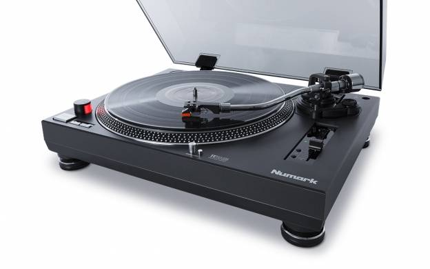 Numark TT250-USB Professional Direct Drive Turntable with USB Connection Product Image 3