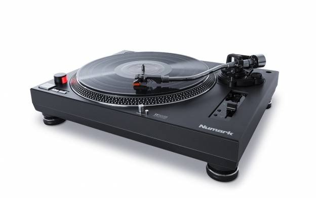 Numark TT250-USB Professional Direct Drive Turntable with USB Connection Product Image 4