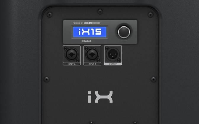"""Turbosound iX15 Bluetooth Enabled 2-Way 1000W 15"""" Powered ..."""