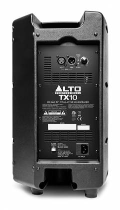Alto TX10 280W 10 Inch 2-Way Active Loudspeaker (discontinued clearance) Product Image 4