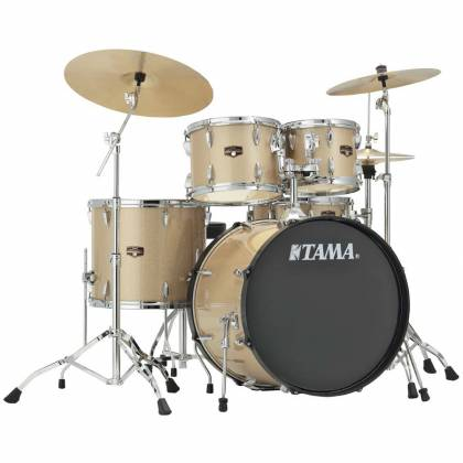 tama ip52 kh 6 n chm imperialstar 5 piece drum kit champagne mist acoustic drum kits. Black Bedroom Furniture Sets. Home Design Ideas