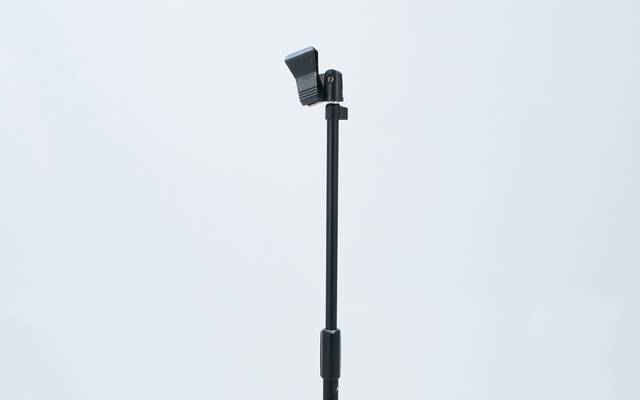 Tama MS436BK Iron Works Tour Series Adjustable Boom Mic Stand - Black Product Image 7