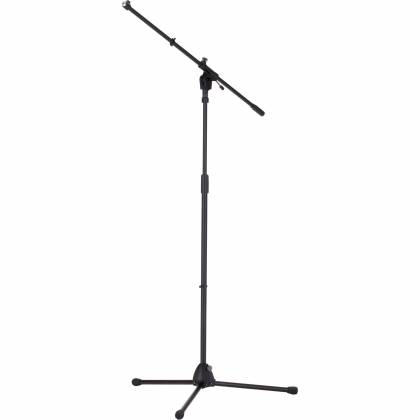 Tama MS455-BK Iron Works Tour Tripod Boom Microphone Stand Product Image 2