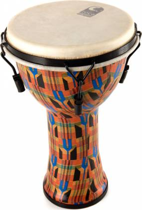 Toca SFDMX-14BMB Freestyle Black Mamba Mechanically Tuned 14-Inch Djembe with Bag