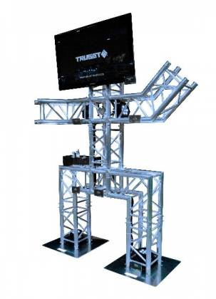 Trusst CT-UTVM Universal Flat Screen TV Mount for Trusses and Tripods Product Image 4