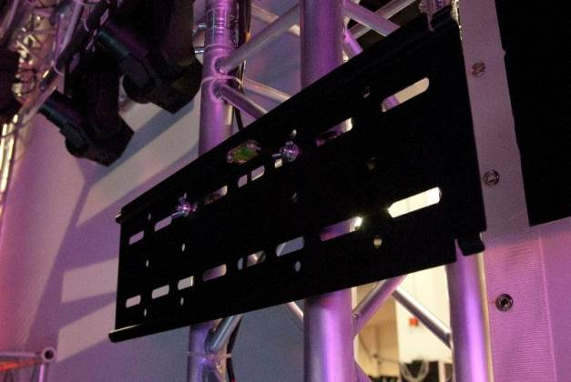 Trusst CT-UTVM Universal Flat Screen TV Mount for Trusses and Tripods Product Image 2