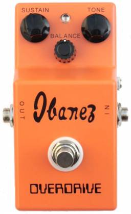 Ibanez OD850-d Vintage Pre-Tube Screamer Overdrive Pedal (discontinued clearance) Product Image 3