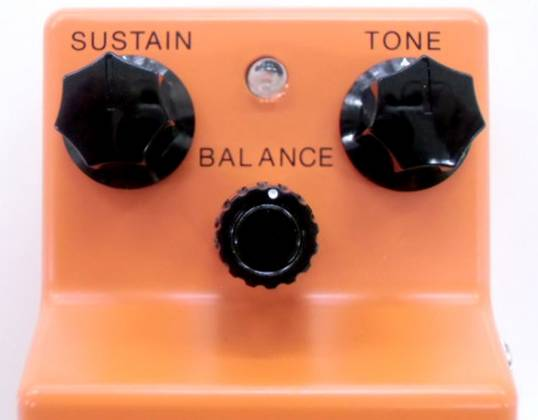 Ibanez OD850-d Vintage Pre-Tube Screamer Overdrive Pedal (discontinued clearance) Product Image 4