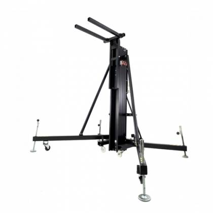VMB TL-054B Towerlift Series 485 lbs/ 17.8' Max (220 kg/ 5.45m) in Black Product Image 4