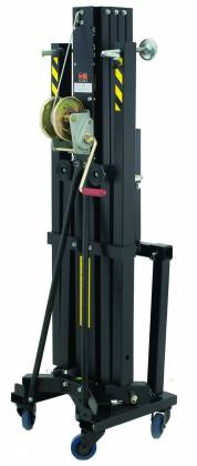 VMB TL-054B Towerlift Series 485 lbs/ 17.8' Max (220 kg/ 5.45m) in Black Product Image 6