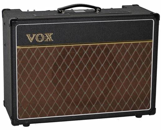 "Vox AC15C1 12"" Celestion G12M Greenback Combo Amplifier Product Image 2"