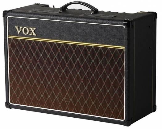 "Vox AC15C1 12"" Celestion G12M Greenback Combo Amplifier Product Image 4"