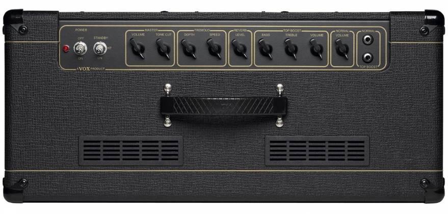 "Vox AC15C1 12"" Celestion G12M Greenback Combo Amplifier Product Image 5"