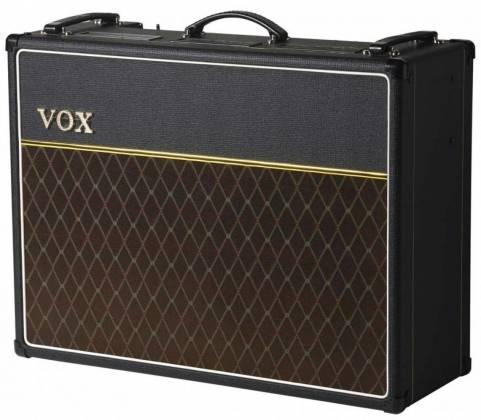"Vox AC15C2 Custom Twin Celestion 2x12"" 15W Guitar Combo Amplifier Product Image 2"