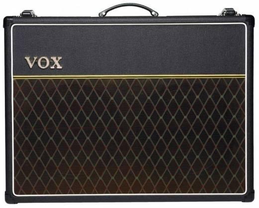 "Vox AC15C2 Custom Twin Celestion 2x12"" 15W Guitar Combo Amplifier Product Image 3"