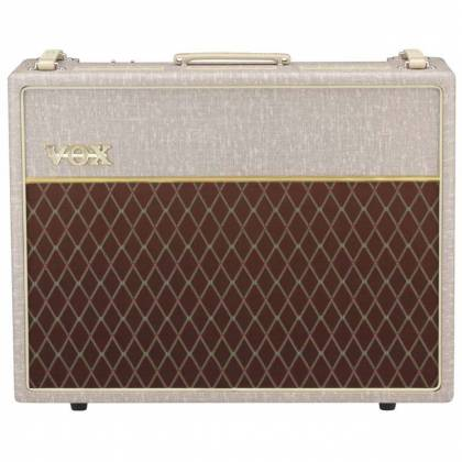 """Vox AC30HW2 30W 2x12"""" Greenback Hand Wired Combo Amp Product Image 2"""