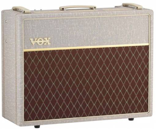 "Vox AC30HW2X 30W 2x12"" Alnico Blue Hand Wired Combo Amp Product Image 3"