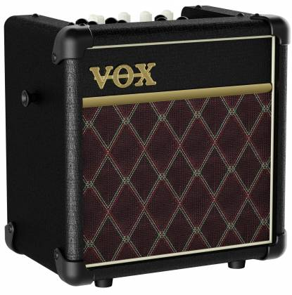 Vox MINI5-RM-CL Classic 5W Battery Powered Busking Guitar Combo Amplifier with Rhythms Product Image 2