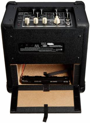 Vox MINI5-RM-CL Classic 5W Battery Powered Busking Guitar Combo Amplifier with Rhythms Product Image 3