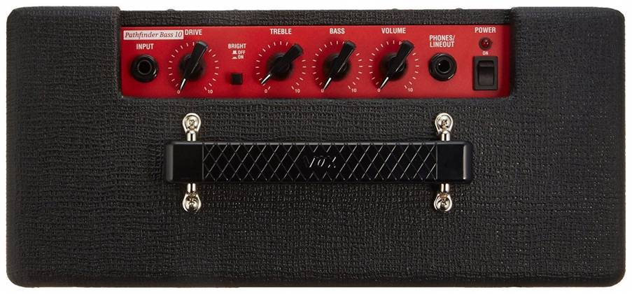 Vox PATHFINDER10B Eye-Catching 10W Bass Combo Amplifier path-finder-10-b Product Image 2