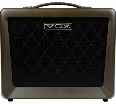 Vox VX50AG 50W NuTube Acoustic Amplifier with Mic In Product Image 3