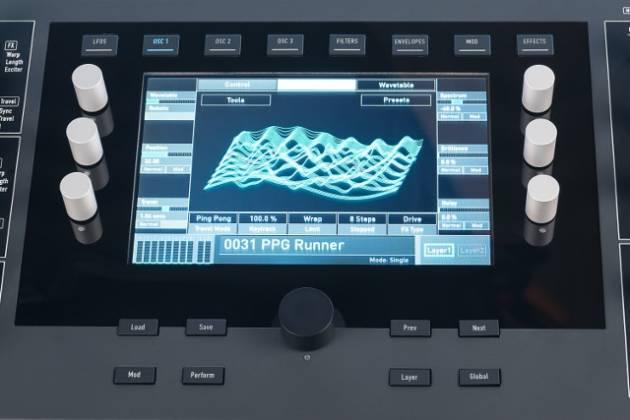 Waldorf Quantum 8-voice Hybrid Synthesizer