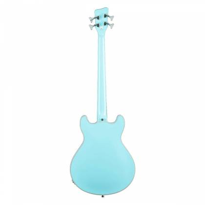 Warwick 1594618500CPMAPAWWM RockBass Star Bass 4-String RH Electric Bass - Daphne Blue Product Image 3