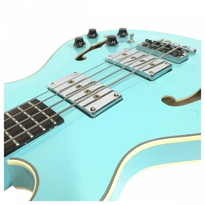 Warwick 1594618500CPMAPAWWM RockBass Star Bass 4-String RH Electric Bass - Daphne Blue Product Image 7