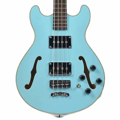 Warwick 1594618500CPMAPAWWM RockBass Star Bass 4-String RH Electric Bass - Daphne Blue Product Image 8