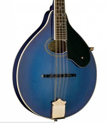 Washburn M1SDLTBL-A Americana Series A-Style Mandolin-Transparent Blue Product Image 2