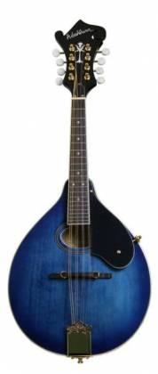 Washburn M1SDLTBL-A Americana Series A-Style Mandolin-Transparent Blue Product Image 5