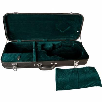Washburn M3SWK-D Americana Series Florentine Cutaway Mandolin-Tobacco  Sunburst with Hard Case