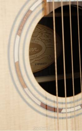 Washburn WCG25SCE-O Comfort Series Grand Auditorium Deluxe Cutaway 6-string RH Acoustic Electric Guitar-Natural Product Image 15