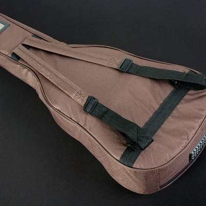 Washburn WCGM55K-D Comfort Series G-Mini 55 Koa 6-string RH Cutaway Acoustic Guitar-Natural satin Finish with Gigbag Product Image 10