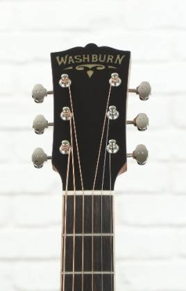 Washburn RSD135-D-YEAR 6-String RH Anniversary Limited Edition Super Auditorium Acoustic Guitar-Natural Product Image 5