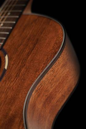 Washburn WLO12SE Woodline 10 Series Orchestra Shape 6 String Acoustic Electric Guitar (discontinued clearance) Product Image 7