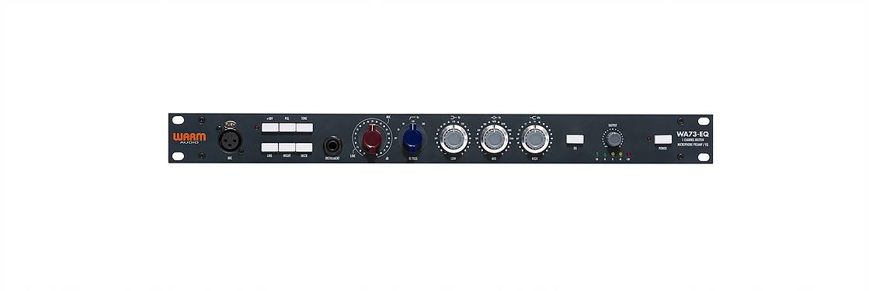 Warm Audio WA-73EQ Single-Channel Microphone Preamplifier and Equalizer wa-73-eq Product Image 3