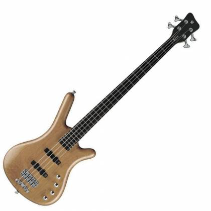 Warwick 1504039000CAALDAWW RockBass Corvette Basic Passive 4-String RH Electric Bass - Natural Satin Product Image 2
